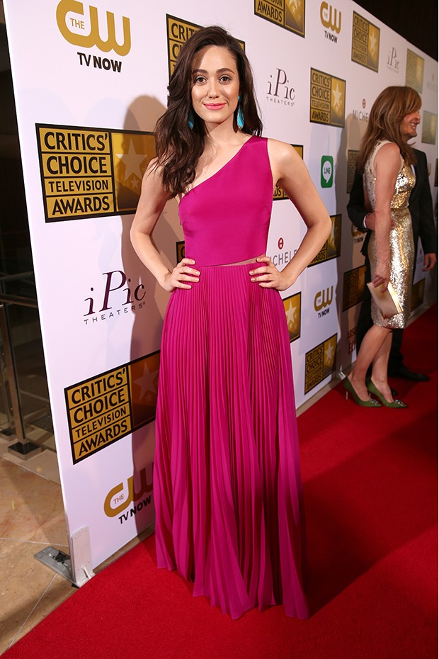 Emmy Rossum (Foto: Getty Images)