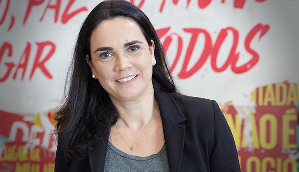 Adriana Carranca (Foto: GNT)
