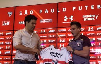 Jornalista elogia Buffarini, mas diz que São Paulo deveria investir no ataque