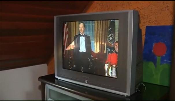 TV de Tubo na era digital (Foto: Reprodução/RPC)