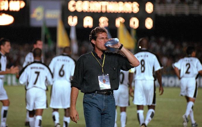Oswaldo de Oliveira, Corinthians de 2000 (Foto: Getty Images)