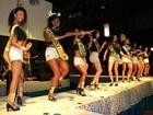 Candidatas disputam título de Rainha do Carnaval dos Campos Gerais 2015