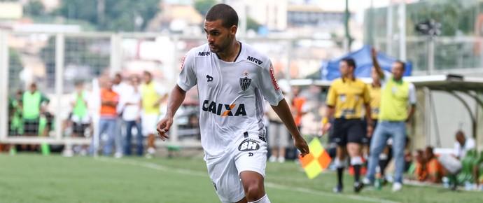 Clayton estreia pelo Atlético-MG contra o América-MG, pelo Campeonato Mineiro (Foto: Bruno Cantini/Atlético MG)