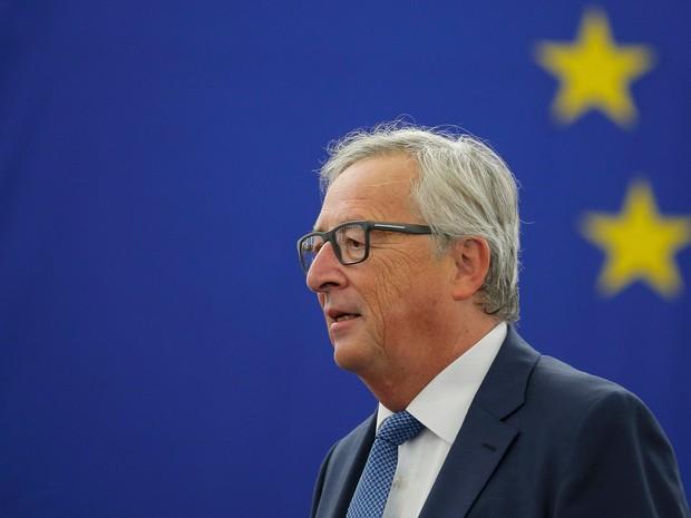 'Este novo grupo de trabalho reunirá a nata da Comissão', declarou o presidente Jean-Claude Juncker (Foto: Vincent Kessler/Reuters)