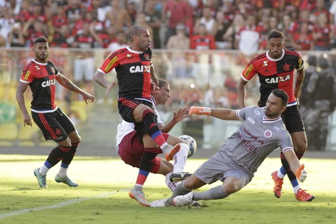 Emerson Sheik Flamengo (Foto: Gilvan de Souza / Flamengo)