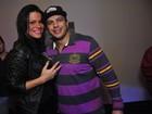 Jose e Bambam faturam juntos R$ 13 mil por noite: 'Affair não foi estratégia'