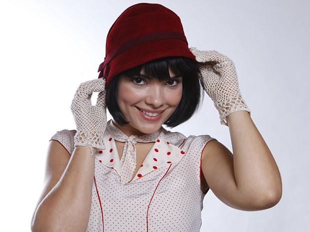 Vanessa Giácomo (Foto: Gabriela / TV Globo)