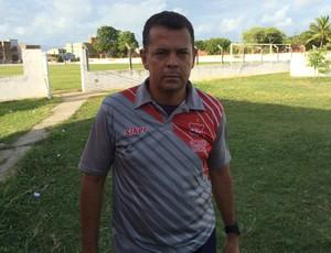 Auto Esporte, Jazon Vieira, Jazon, treinador  (Foto: Lucas Barros / GloboEsporte.com/pb)