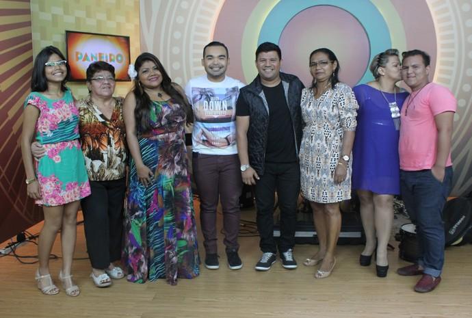 'Paneiro' faz homenagem ao Dia das Mães (Foto: Katiúscia Monteiro/ Rede Amazônica)