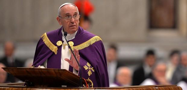 Jorge Mario Bergoglio, o Papa Francisco, completou dois anos no posto (Foto: EFE)