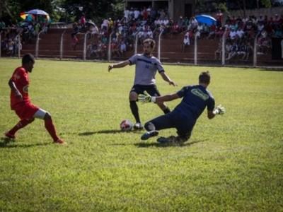 Maringá jogo-treino Paranavaí (Foto: Divulgação/MaringáFC)