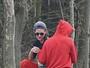 Kristen Stewart e Soko se divertem em parque  em clima de romance