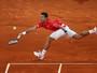 Djokovic mantém precisão, vence Raonic e pega Nishikori na semifinal