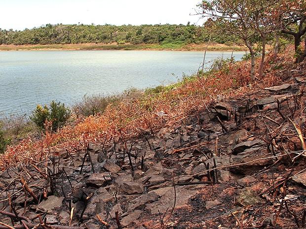 Mês de março doi o mais seco em 14 anos no Maranhão (Foto: Fabricio Cunha)