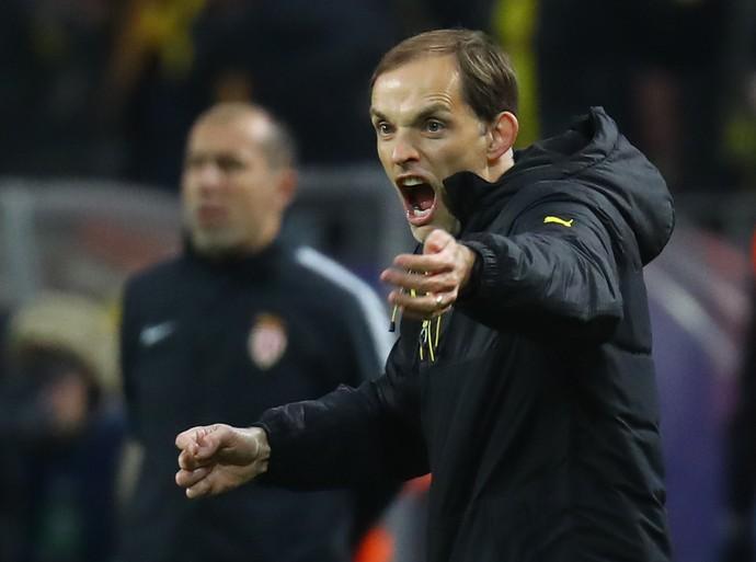 Thomas Tuchel Borussia Dortmund (Foto: Reuters)