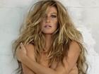 Gisele Bündchen não penteia os cabelos: 'Nem tenho escova'