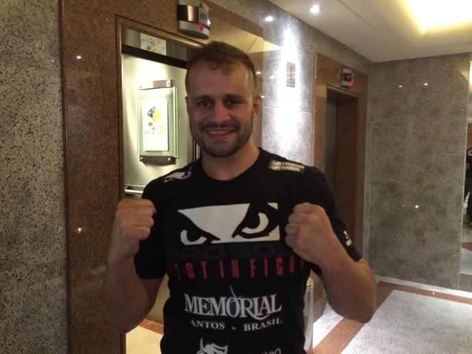 Fábio Maldonado UFC (Foto: Arquivo Pessoal)