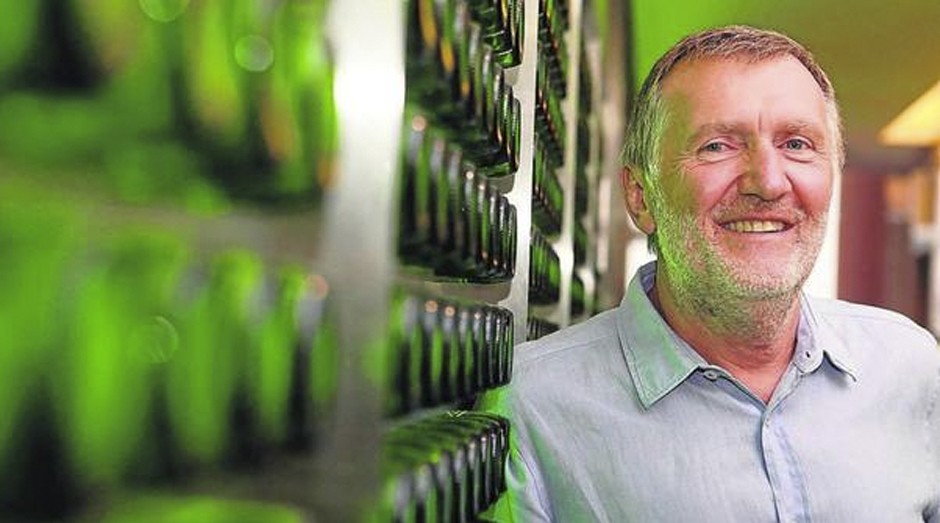 Didier Debrosse, presidente da Heineken Brasil (Foto: Nilton Fukuda / Estadão Conteúdo)