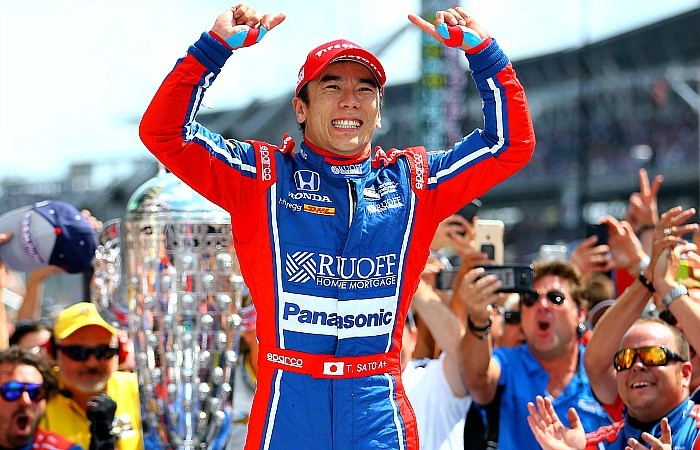 BLOG: Takuma Sato do Japão!!!!