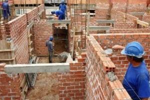 Vagas de emprego na construção civil em MT crescem mais de mil vezes (Foto: Cesar Brustolin/SMCS/Divulgação)