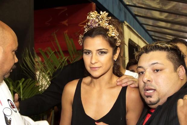 Paula Morais (Foto:  Paduardo / AgNews)