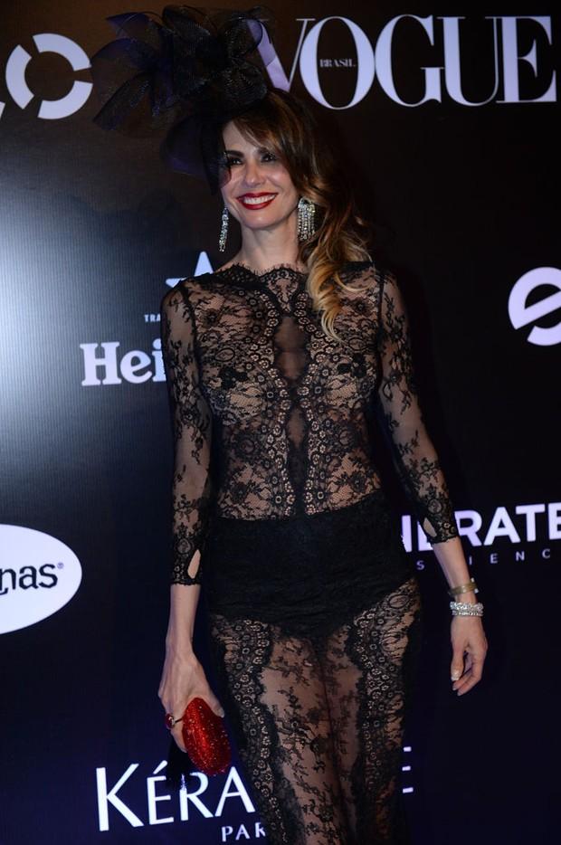 Luciana Gimenez (Foto: Francisco Cepeda/AGNews)