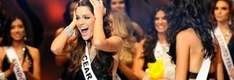 Cearense é eleita a Miss Brasil; fotos (Lucas Ismael / Divulgação)