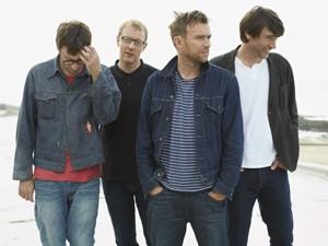 A banda britânica Blur (Foto: Linda Brownlee/EMI)