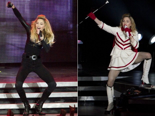 Madonna - MDNA World Tour - 31 de maio - Israel