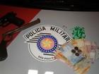 Dupla de adolescentes é presa por tráfico de drogas em Bauru