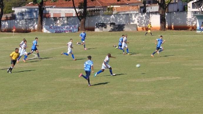 Sub-20 segue invicto na competição (Foto: Marcos Chicalé / Semepp)