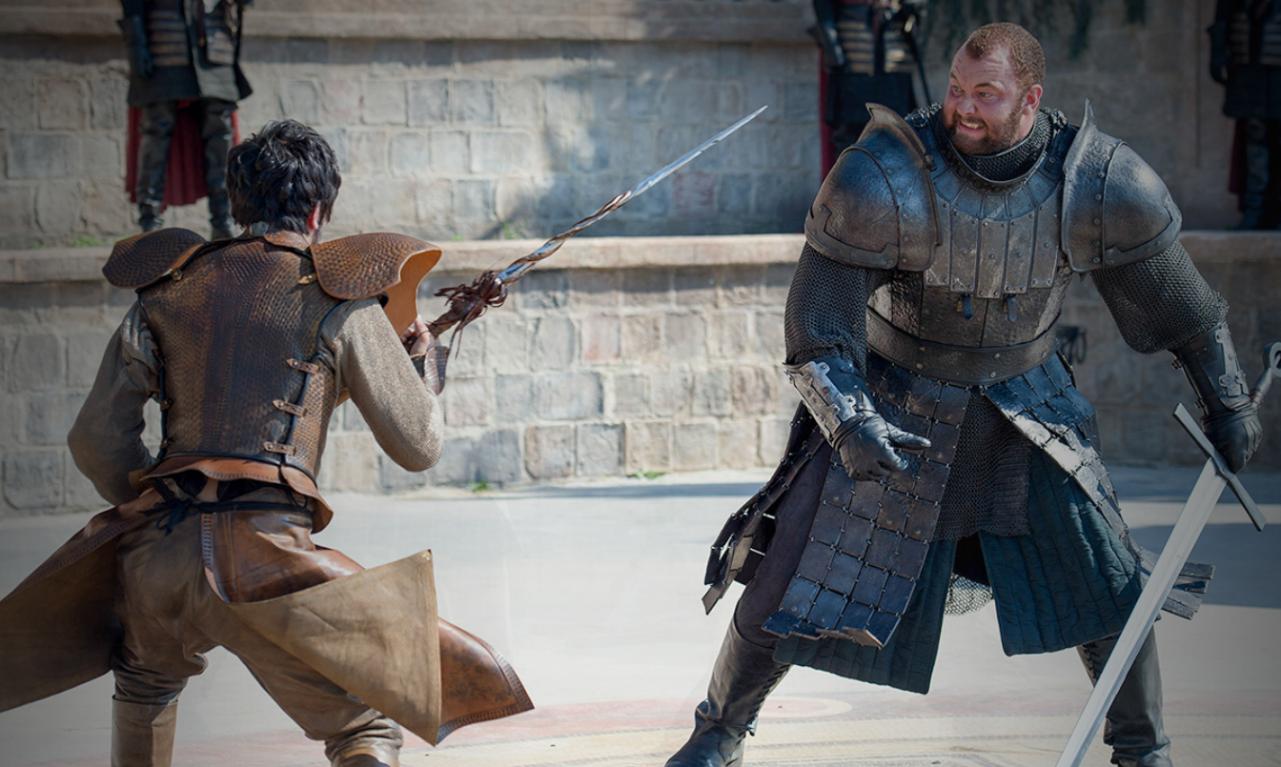 Morte e ciência em Game of Thrones: o que vimos no duelo entre a Montanha e a Víbora poderia ocorrer na vida real? (Foto: Reprodução/HBO)