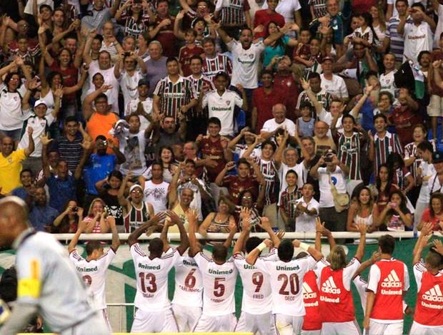 fred fluminense x botafogo (Foto: Flick Fluminense F.C.)