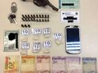 Homem é detido por tráfico e PM acha munições em sua casa, em Petrópolis