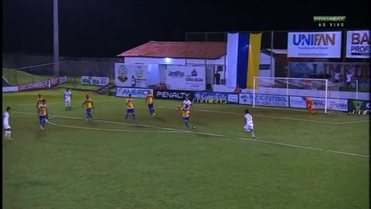 Em jogo interrompido por apagão, Vila Nova vence o Iporá pelo Goianão: 1 a 0