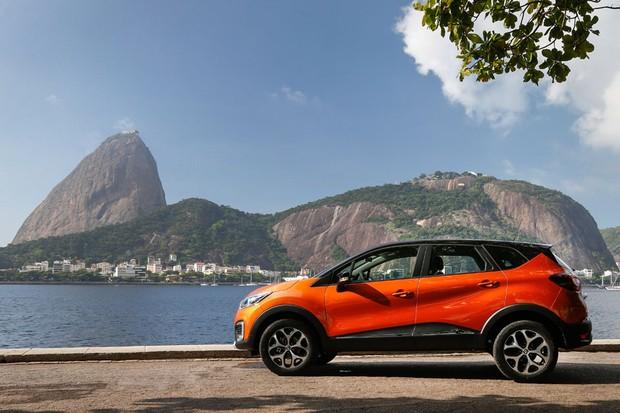 Renault Captur 1.6 CVT Intense (Foto: Divulgação)