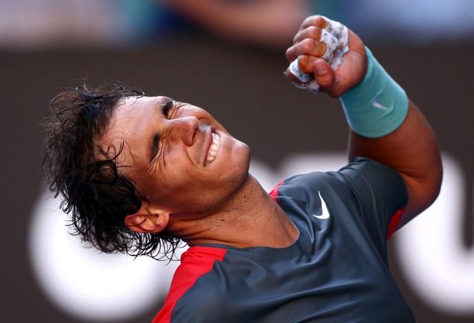 Rafael Nadal Aberto da Austrália (Foto: Getty Images)
