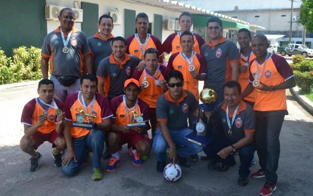 Time Omã/Sesp venceu a 1ª Copa Rede Amazônica (Foto: Rafael Moreira/Globoesporte.com)