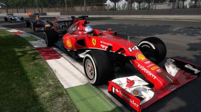 Carros clássicos ficarão de fora de F1 2014 e F1 2015 (Foto: Divulgação) (Foto: Carros clássicos ficarão de fora de F1 2014 e F1 2015 (Foto: Divulgação))