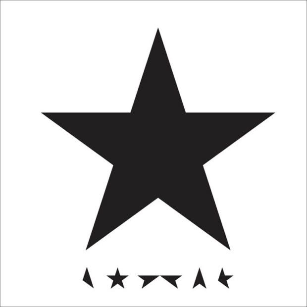 Capa do álbum 'Blackstar', de David Bowie (Foto: Divulgação)