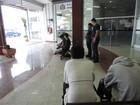 Guardas apreendem oito jovens por picharem Pinacoteca de Jundiaí