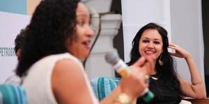 'Exclusão estúpida', diz poeta sobre inclusão na mulher na literatura (Egi Santana/Flica)