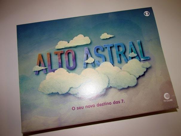 Kit Alto Astral (Foto: Katylenin França/TV Clube)