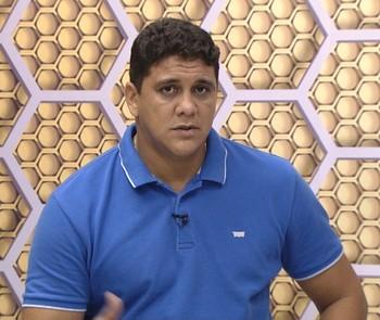 Elison Azevedo, gestor de futebol do Atlético-AC (Foto: Reprodução/GloboEsporte.com)