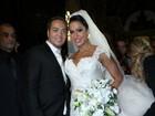 Gracyanne Barbosa e Belo terão noite romântica pelos 4 anos de casados