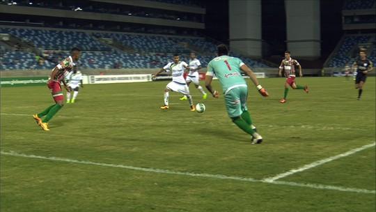 Em jogo com três expulsões, Luverdense vence Ope VG na Arena