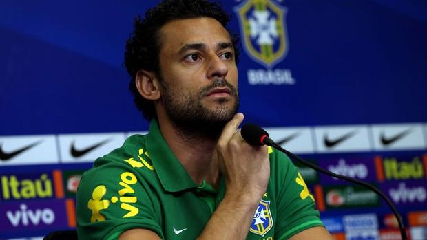 Fred brasil coletiva (Foto: Jefferson Bernardes / Vipcomm)