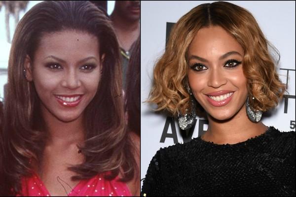 Beyoncé sempre foi belíssima (Foto: Getty Images)