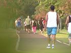 Procura por atividades físicas agita 'comércio saudável' em Cascavel