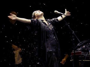 Adriana Calcanhotto faz shows em Fortaleza  (Foto: Divulgação)